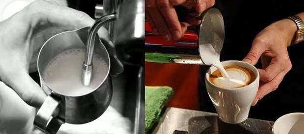 Капучино в домашних условиях: как приготовить Как взбить молоко для капучино в домашних условиях