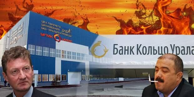 Уральская «шагреневая кожа» Махмудова и Козицына