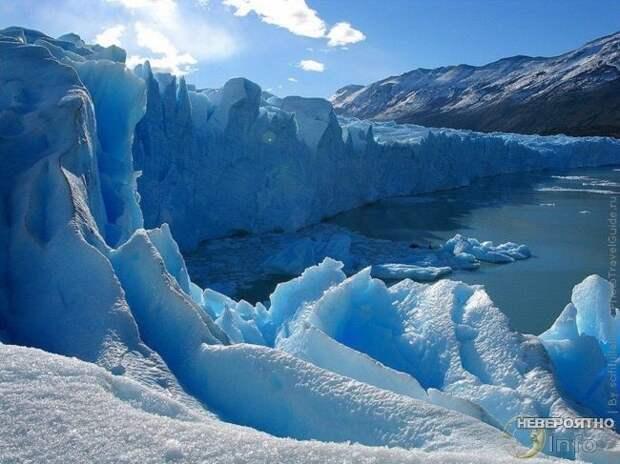 Ученые узнали температуру на Земле в ледниковый период