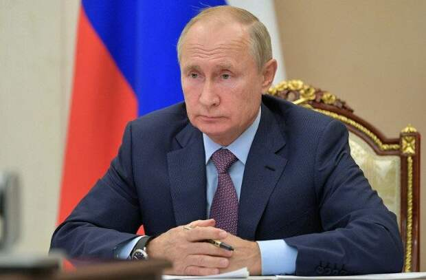 Как Путина охраняют от COVID-19?