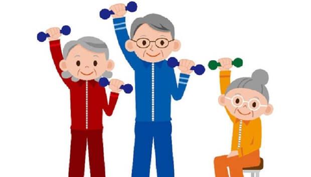 Клубы «Активного долголетия» появятся во всех муниципалитетах Подмосковья в 2020 г