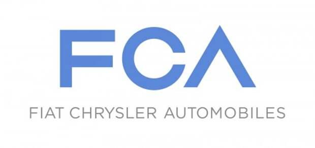 Логотип Fiat Chrysler Automobiles