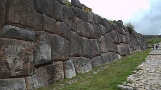 Тайна перуанских стен