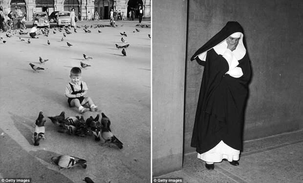 Италия 1950-х