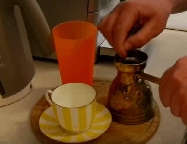 Кофе в турке — секреты богатого вкуса