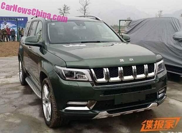 Beijing BJ90 SUV 03