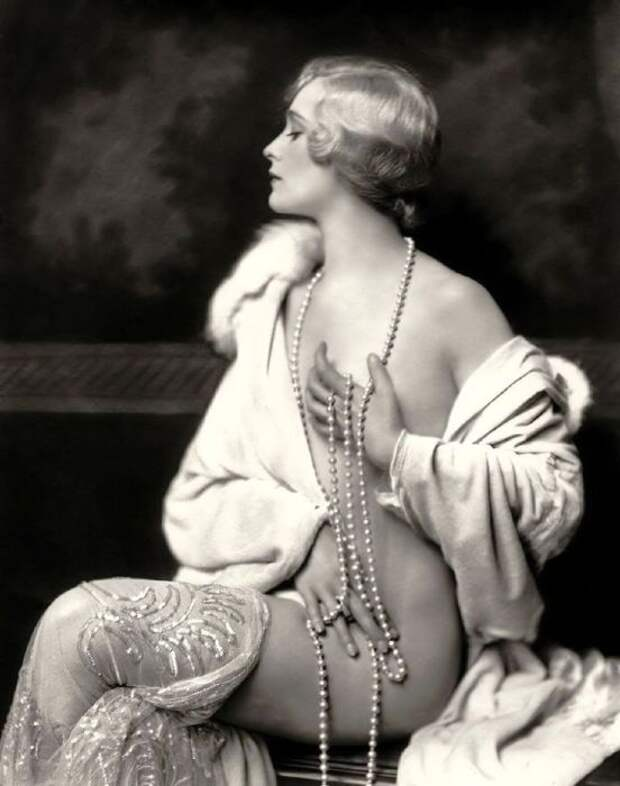 Мюриэль Финли. Работы Альфреда Чейни Джонстона (Alfred Cheney Johnston).