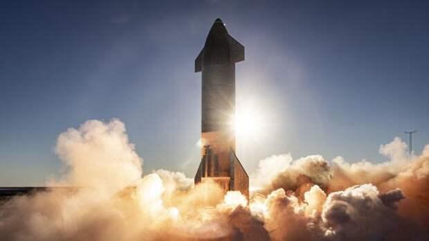 Рванули с места: что показали испытания системы Starship