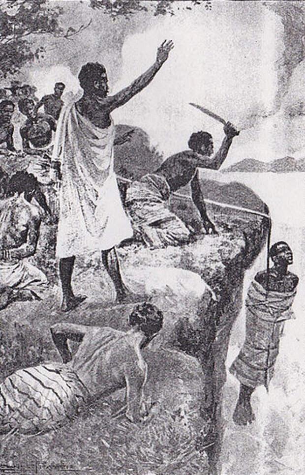 Ранавалуна I — самая жестокая правительница Королевства Мадагаскар