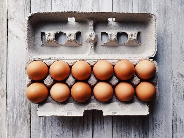 В Армавире сожгли 20 000 куриных яиц без документов