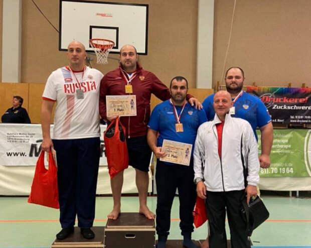 Крымчане достойно выступили на Чемпионате Европы по сумо