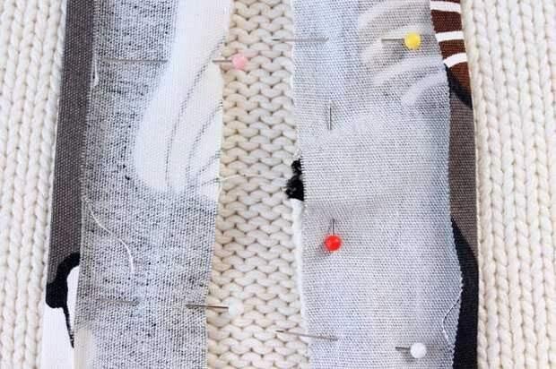 свитер своими руками кофта