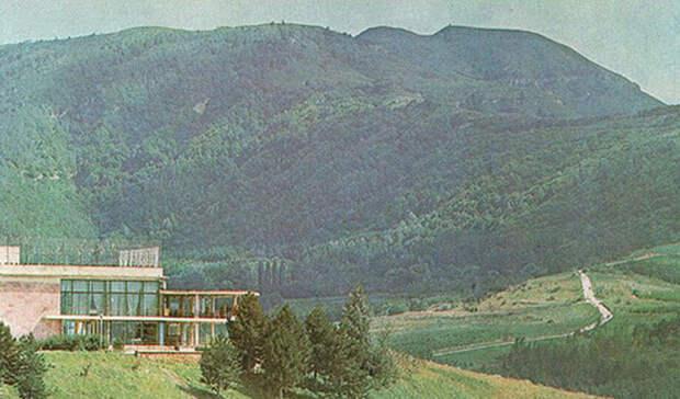 Курорты Северного Кавказа, существовавшие еще в СССР