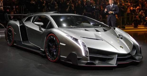 Самая дорогая машина в мире 2015, Lamborghini Veneno