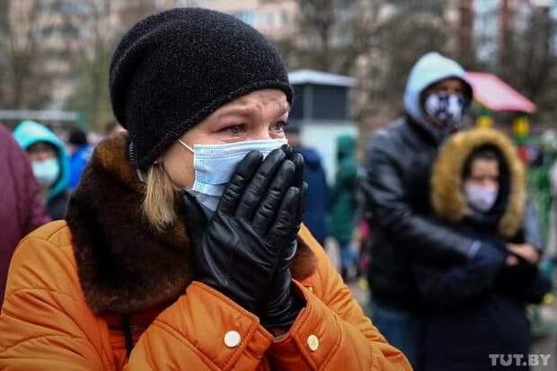 Зловещая жертва в Минске оживляет Беломайдан