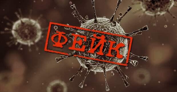 5 главных фейков о коронавирусе