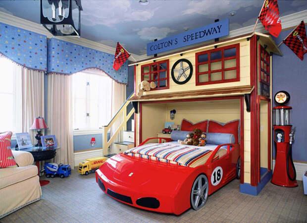 20 отличных идей для детской комнаты