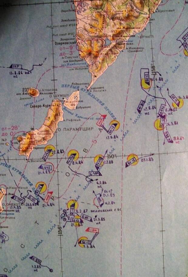 На острие подводного противостояния. «Холодная война» подплава