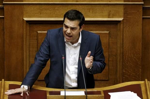 Банки Греции закрыли из-за действий ЕЦБ и паники вкладчиков