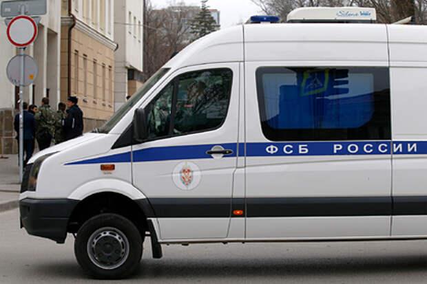 В Санкт-Петербурге ФСБ поймала с поличным консула Эстонии