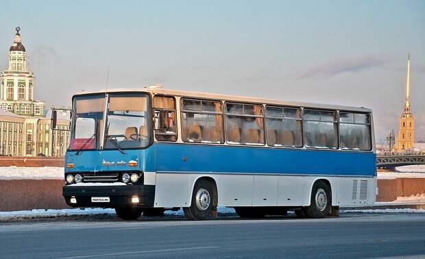 Тест-драйв автобуса Икарус-256 - Иномарка для советских граждан
