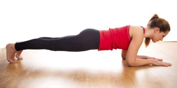 Семь упражнений, способные преобразить тело всего за двадцать восемь дней