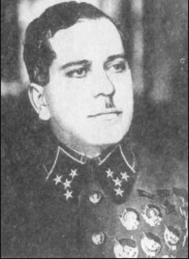 Генерал-полковник Григорий Штерн