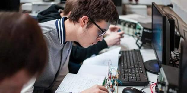 Сергунина: Учащиеся технопарка «Альтаир» завоевали 169 наград в апреле. Фото: mos.ru
