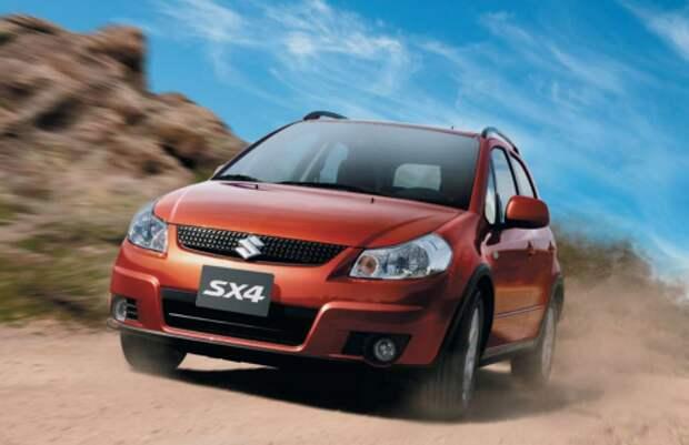 Suzuki SX4 Classic
