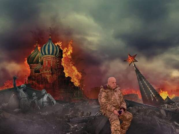 Украинские СМИ: В Москве майдан и голод, Газпром-банкрот, АвтоВАЗ умер
