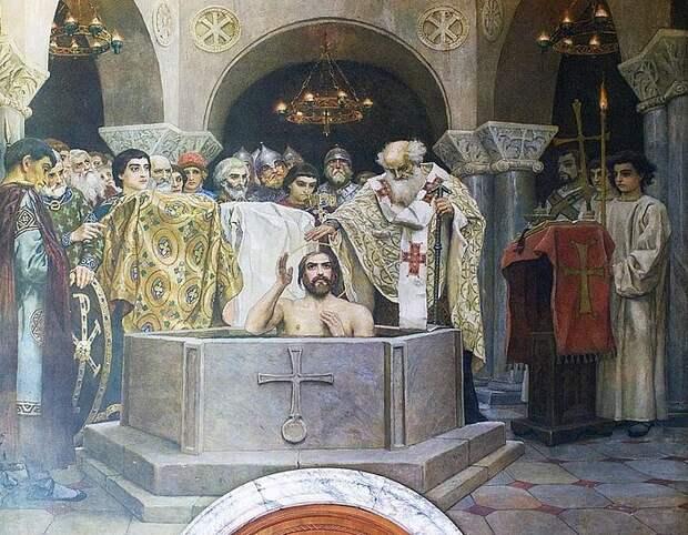 Миссия Константина Философа в Хазарии и первое обращение Руси