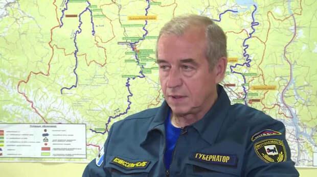 Травля губернатора Левченко - кто заказал?