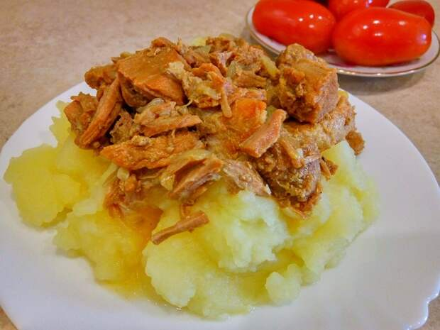 Нежное и сочное томленое мясо Видео рецепт, Видео, Мясо, Тушеное мясо, Рецепт