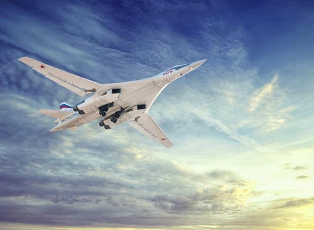 Наличие у России бомбардировщика Ту-160 деморализует США