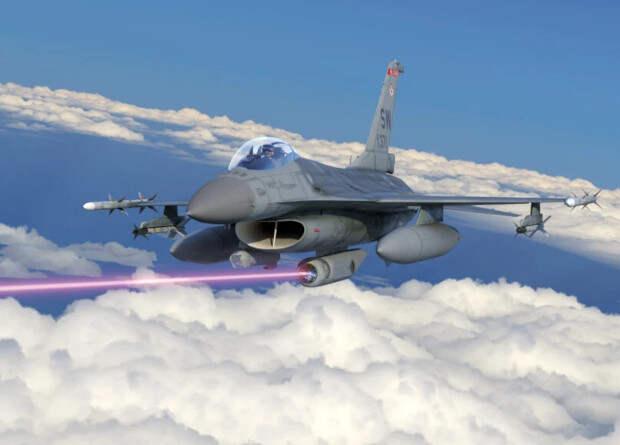 ВВС США испытают авиационный лазер в 2024 году