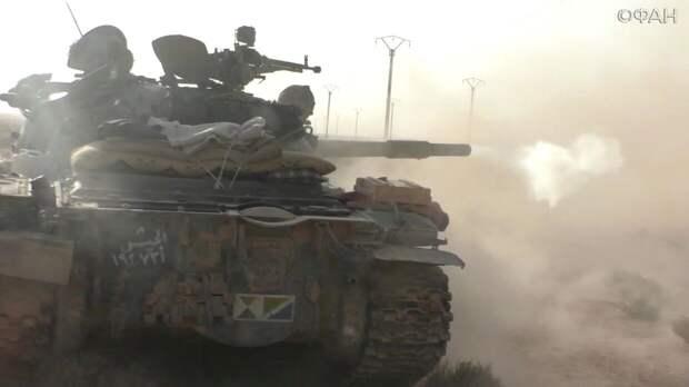 Американский военный эксперт поделился мнением о «ракетных» танках СССР