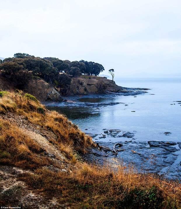 Жизнь на краю света: потрясающие фотографии уединенных островов Австралии