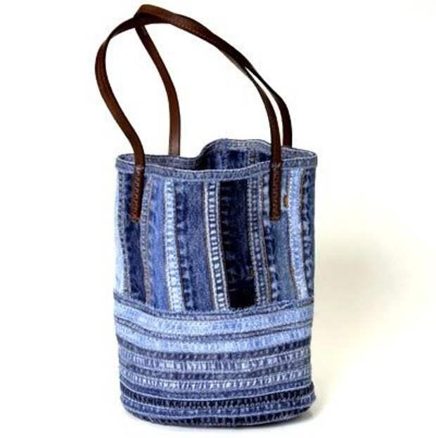 Торба из каемок + 1
