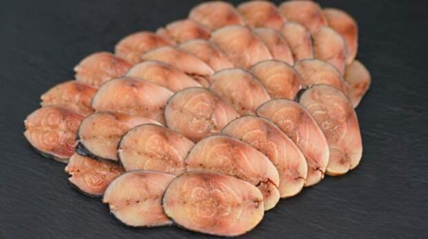 Мурманское сало – Спецпосол скумбрии – Малосольная маринованная скумбрия
