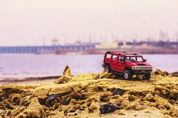 Город на ладони: путешествие на миниатюрных автомобилях
