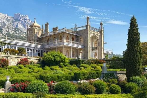 Знаменитые дворцы и музеи Крыма сегодня можно посетить бесплатно