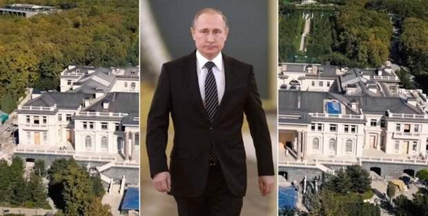 Максим Шевченко. Про истинного хозяина дворца