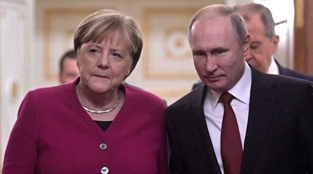 Меркель наступила украинцам на святое. Ростислав Ищенко