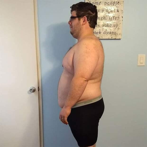 Николас за последние 10 лет набрал лишний вес, который мешал ему нормально жить в мире, внешность, диета, история, люди, спорт, фигура