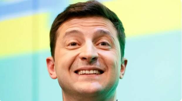 """Зеленский потребовал от руководства Запада относиться к себе как к """"равному"""" им президенту"""