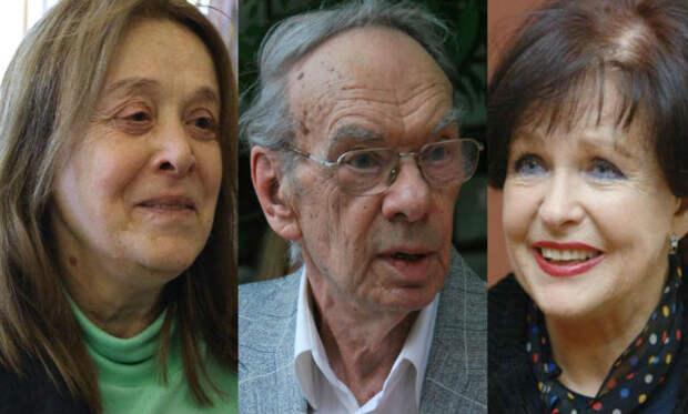 Легендарные актеры Терехова, Баталов и Фатеева оказались в очень бедственном положении
