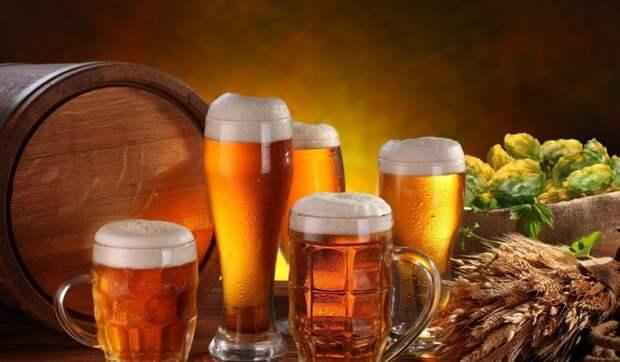 10 фактов, которые доказывают, что пиво полезно еда, здоровье, пиво, прикол, факты