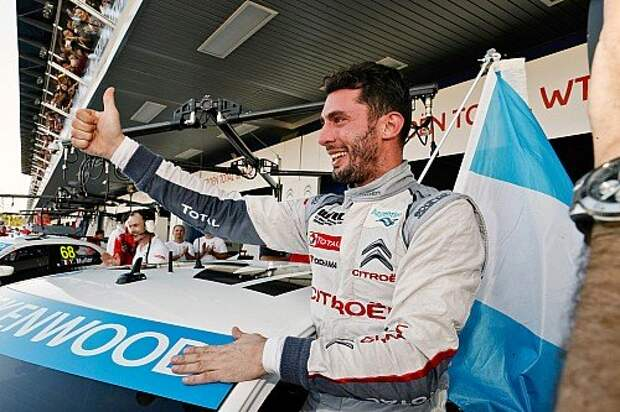 ХОСЕ-МАРИЯ ЛОПЕС Аргентина, 32 года, чемпион мира в кузовных гонках WTCC