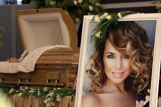 Сестра Жанны Фриске опубликовала «пророческое» фото звезды 2009 года.