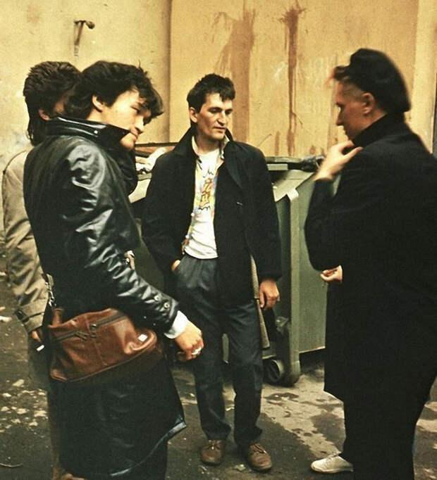 """Виктор Цой и группа """"Кино"""". История одного фото..."""